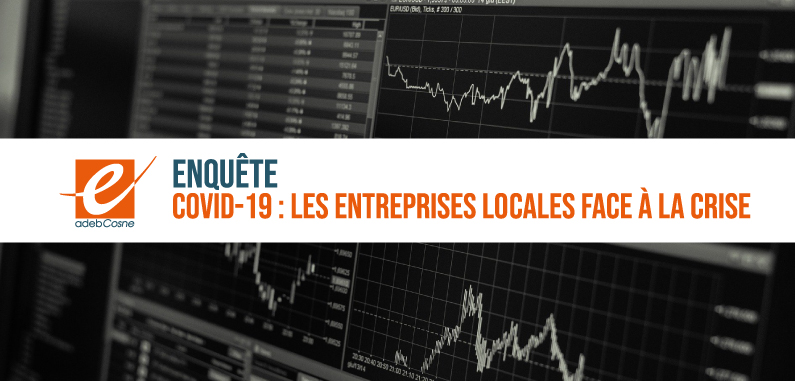 Découvrez les résultats de notre enquête «les entreprises locales face à la crise»
