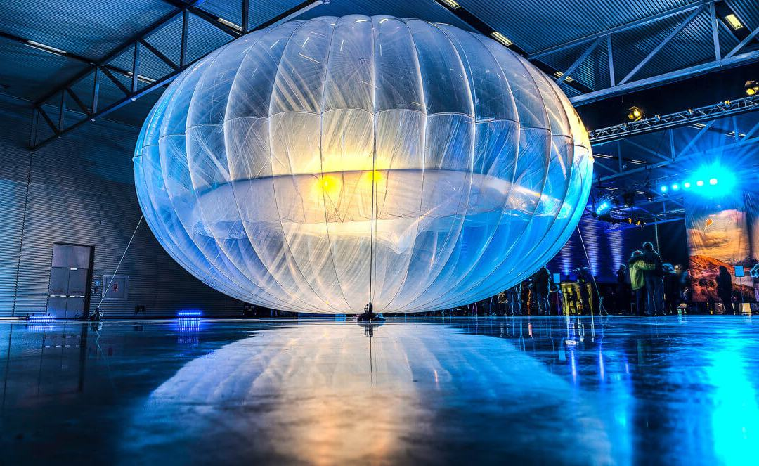 Project Loon gets underway