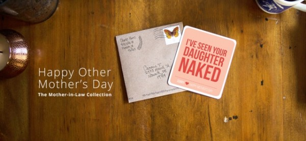 Felt Greeting Cards: Mother-in-Law Card Collection - Adeevee