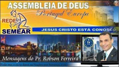 Photo of Pr. Robson Ferreira – Neutralizando o inimigo