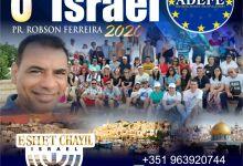 Foto de INSCRIÇÃO ISRAEL 2020