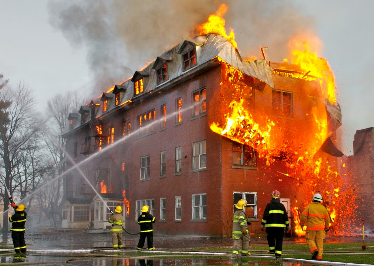 Fire Damage and Evaluation
