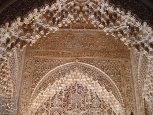 Archway, Alhambra