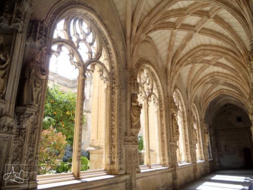 San Juan de Los Reyes Cloister, Toledo
