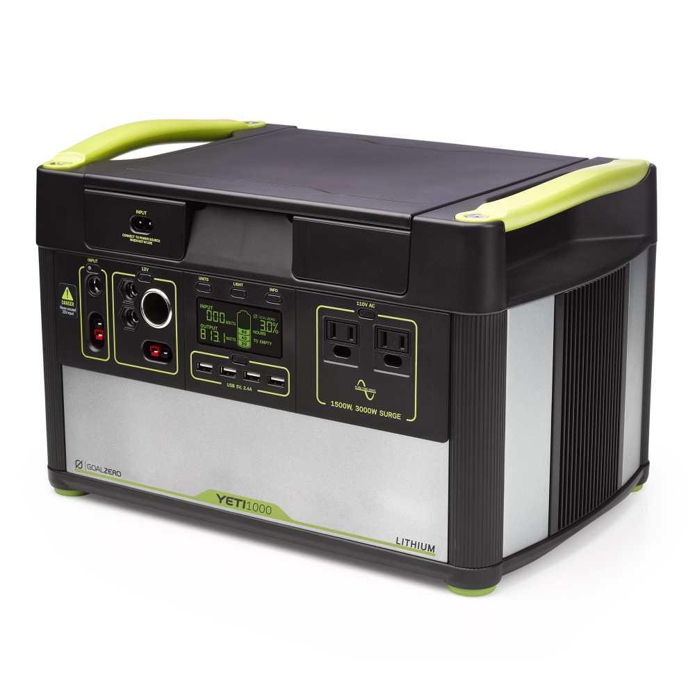 Lithium Portable Power Station
