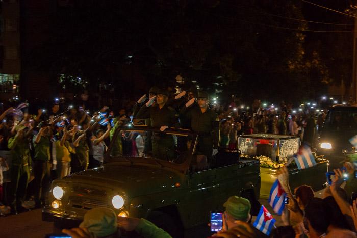Camagüey abraza a Fidel