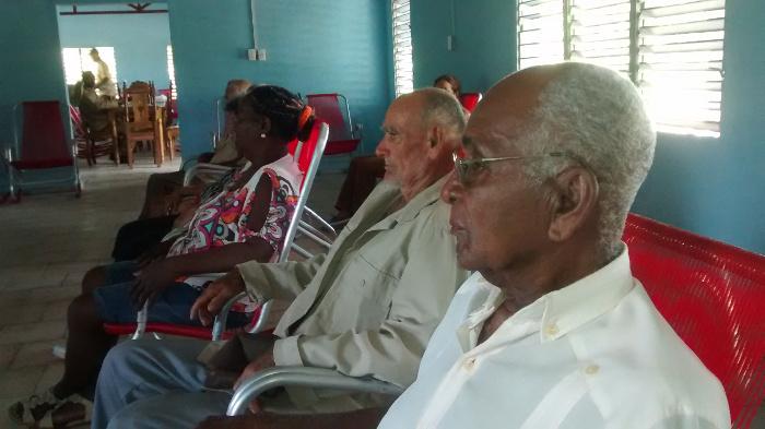 En Batalla de Las Guásimas, nuevo hogar para los abuelos