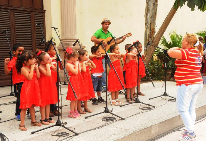 Con música infantil cerrará el verano en Camagüey