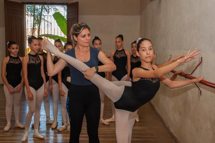 Camagüey participa en Encuentro Internacional de Ballet