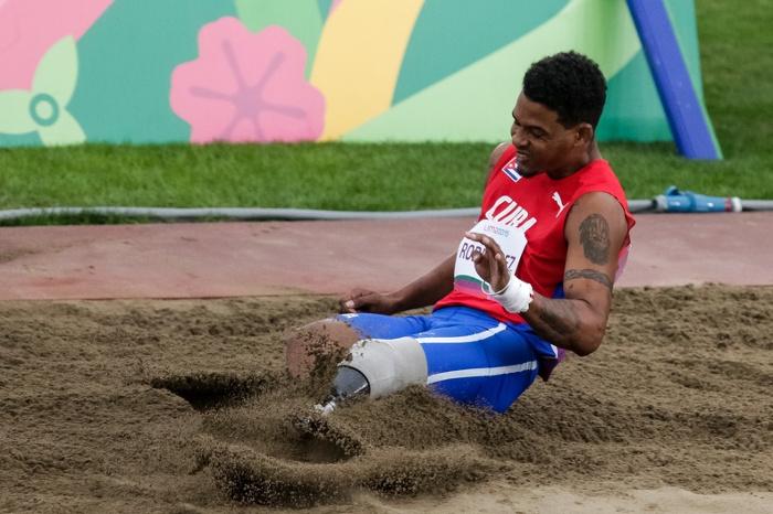 Lázaro Yardo, primer camagüeyano en el podio de Parapanamericanos de Lima