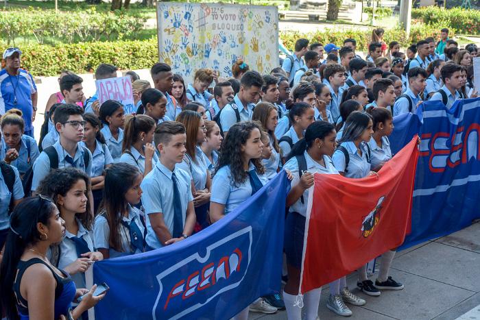 Cuba cuenta con la vergüenza de los jóvenes camagüeyanos