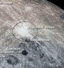 Vieron fuego en la Luna 9