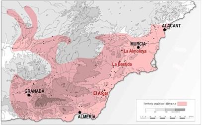 """""""Es un exceso decir que toda la población peninsular procede genéticamente de Murcia"""" 3"""