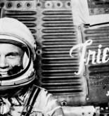 John Glenn, primer norteamericano en órbita 16