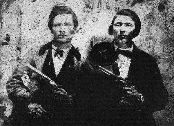 3 Abril 1882: La extraña muerte de Jesse James 2