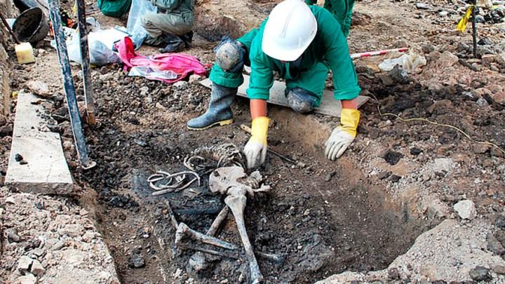 COLOMBIA. Indels, nuevas pistas genéticas sobre cuerpos de desaparecidos 2