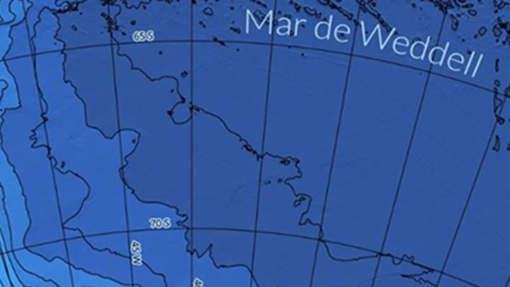 La huella de la contaminación alcanza el fondo marino de la Antártida 2