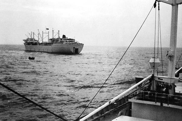Auxilio en el Atlántico Norte 13
