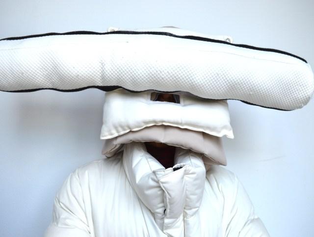 Adèle dendaletche masque