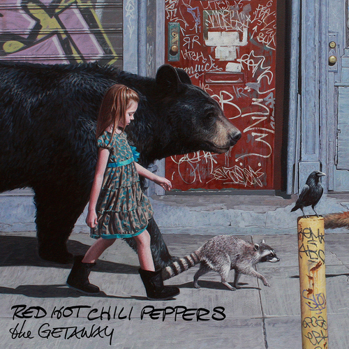 Red Hot Chili Peppers New Album The Getaway