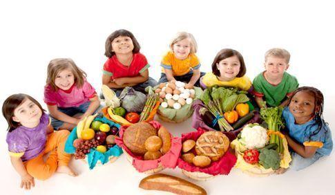 Dieta para niños intolerantes al gluten