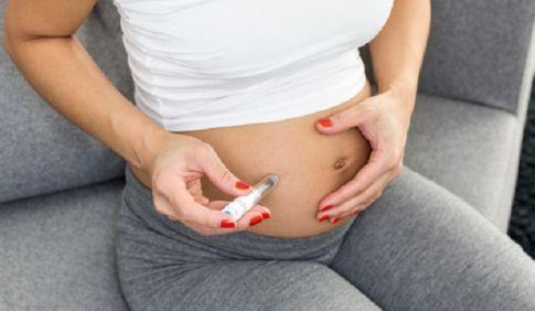 Dieta en la diabetes gestacional