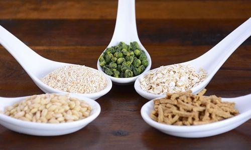 Alimentos ricos en betaglucano para bajar el colesterol
