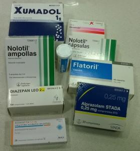 Medicamentos que tomaba por mi obesidad
