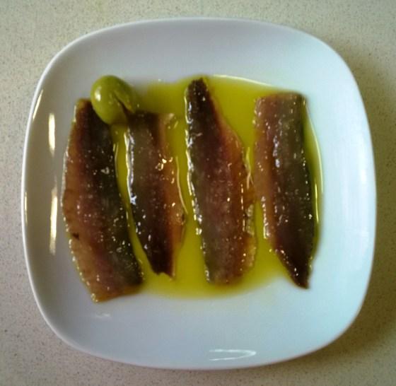 Lomos de Sardina en Aceite de Oliva