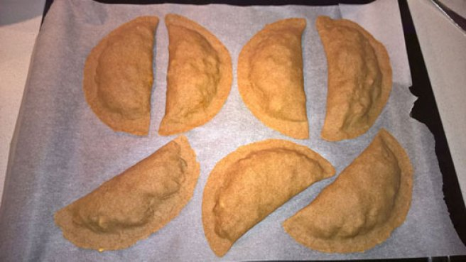 Receta de Empanadillas sin Carbohidratos