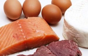 Proteínas de calidad, completas