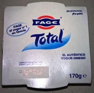 Yogur Griego