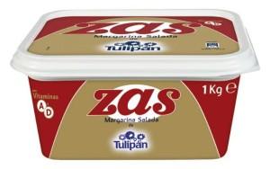 Margarina Zas de Tulipán