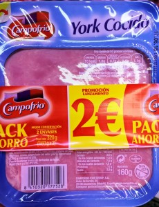 York Cocido Campofrío