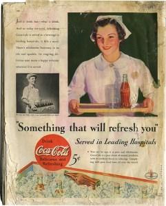 La Coca Cola en los hospitales