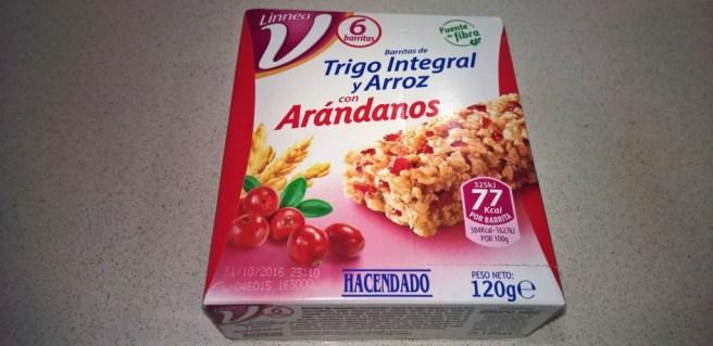 Denunciar las barritas de cereales Hacendado de Mercadona