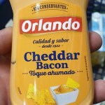 Salsa de Queso Cheddar y Bacon de Orlando