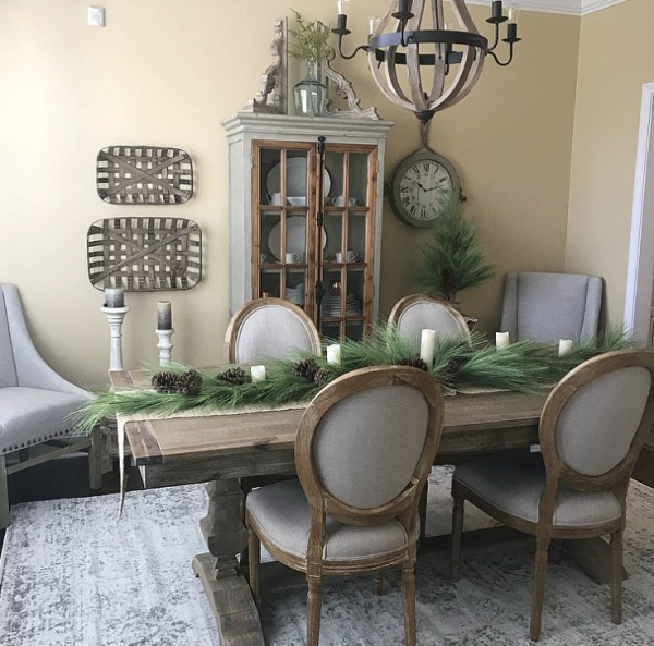 Pollies Place Neutral Winter home Decor