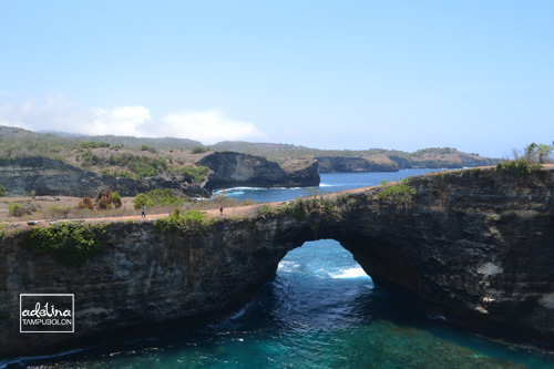 broken beach nusa penida 3