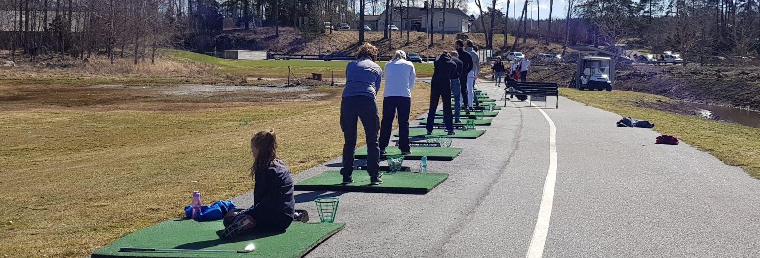 Golfkurs på Vallentuna Golfklubb