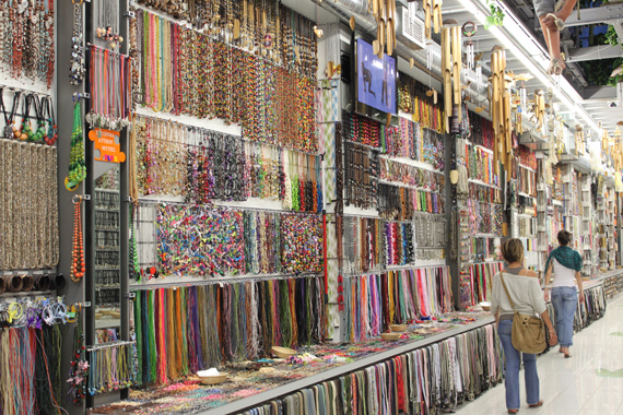 Where to buy beads? Athens Flea Market of course.