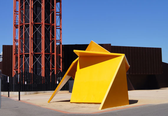 Public Art in Melbourne tour