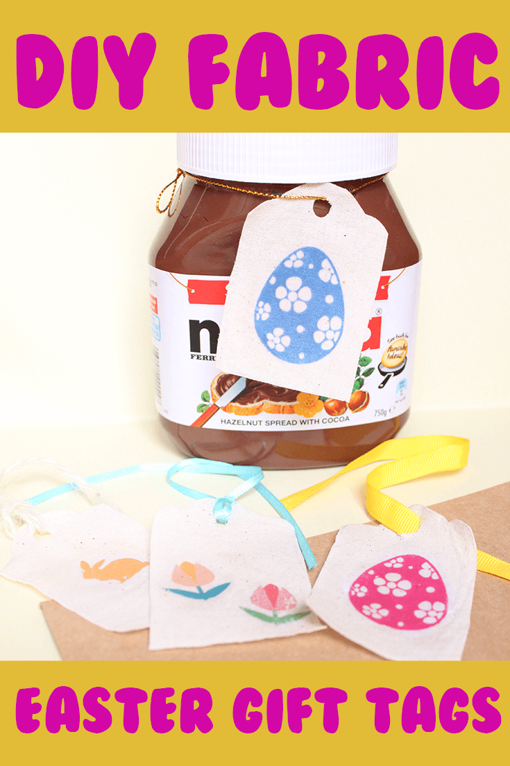 Diy easter gift tags adelle diy easter gift tags negle