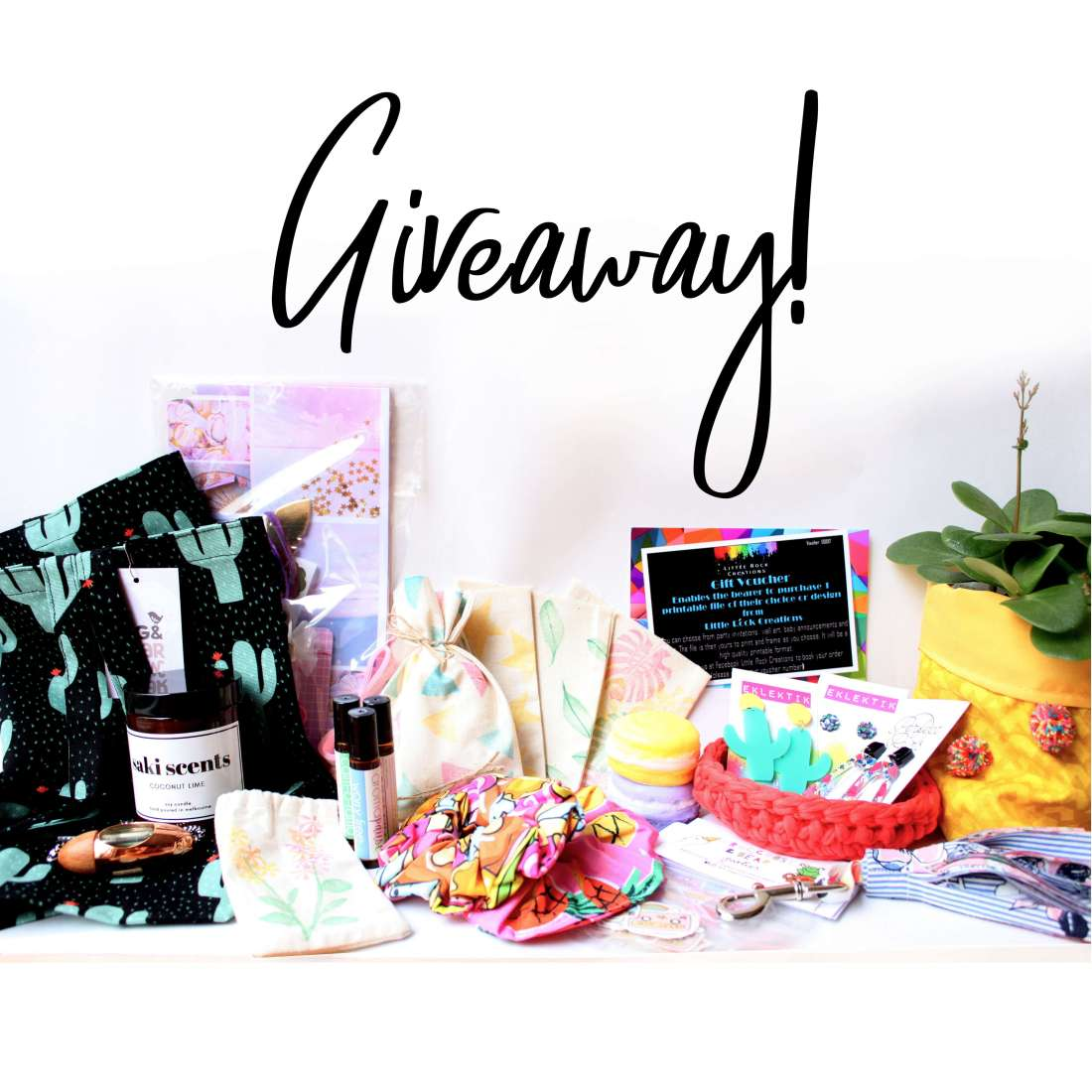 super tote giveaway
