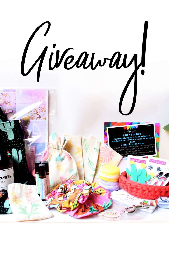 The Party Bag Lady's (me!) SUPER tote bag giveaway!