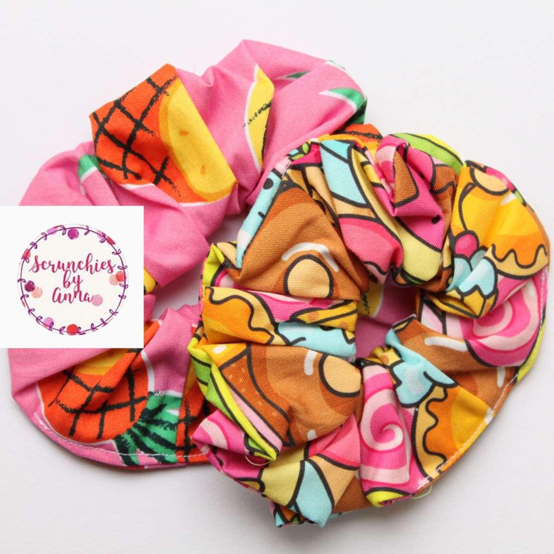 Scrunchies By Anna