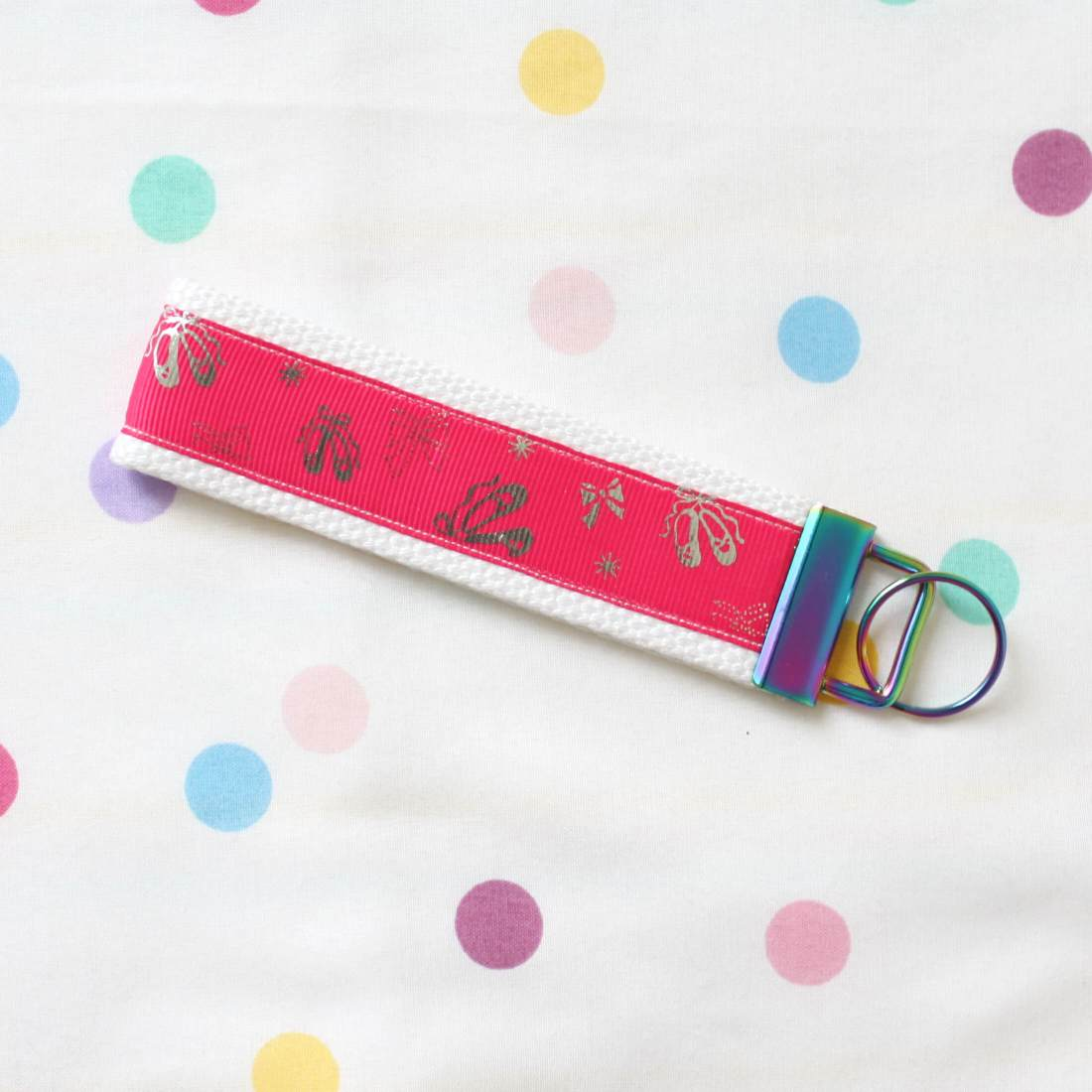 Keyring by Bubbles Creations and Designs