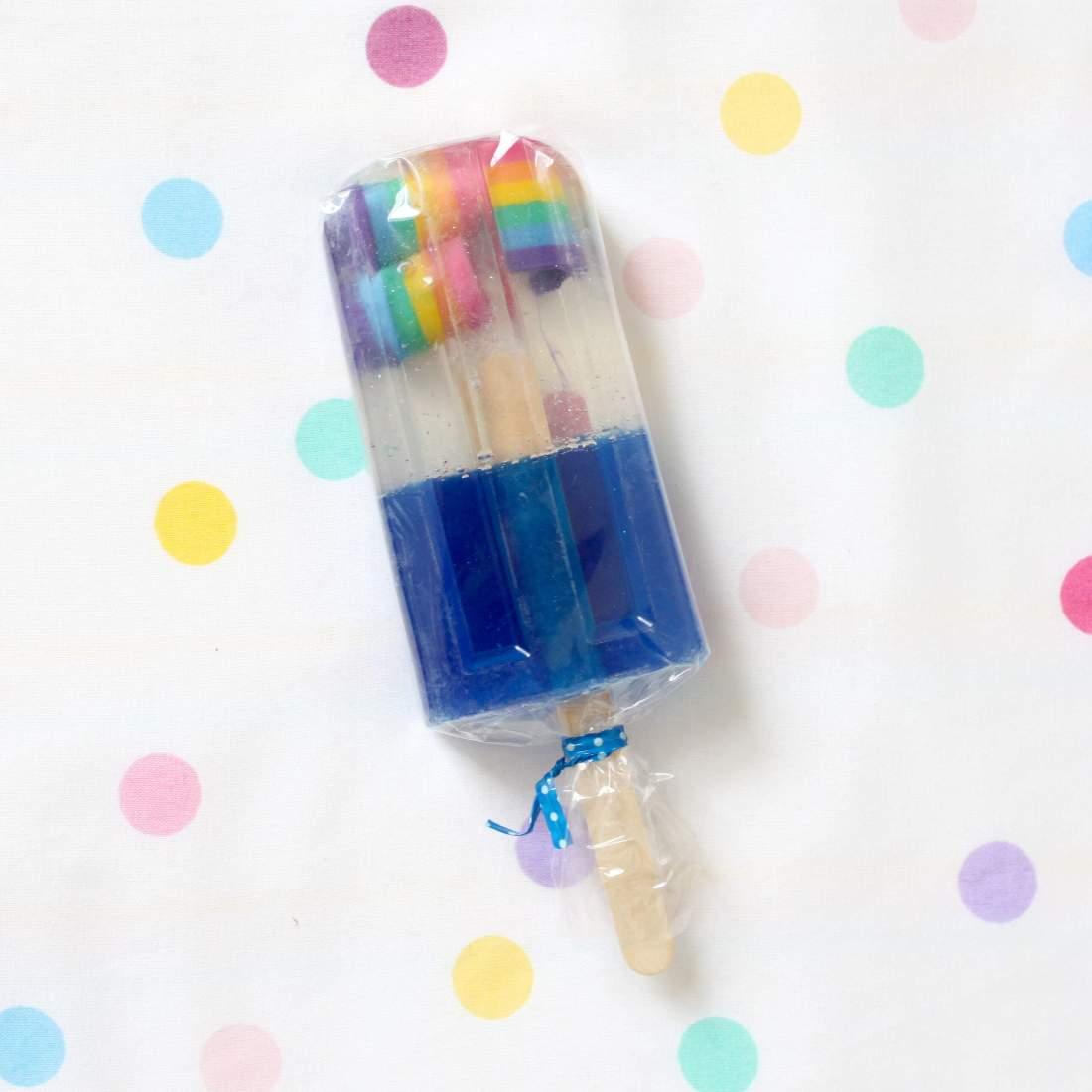 Soap Popsicle by Soyfulsoaprises