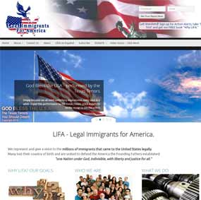 Legal Immigrants for America