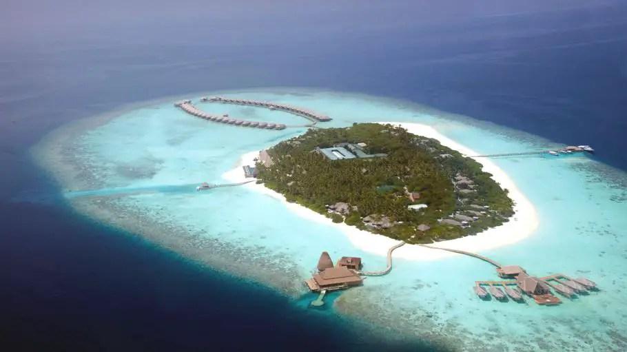 Luxury Maldives Resort 1